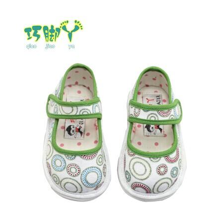 供应配额儿童手工布鞋(图)