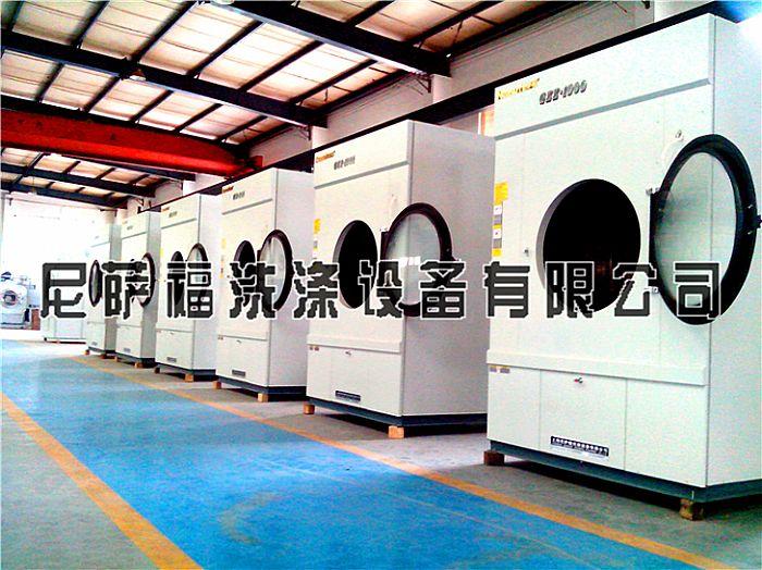 配额尚义洗衣厂大型设备贯通式烘干机 纺机,服装机械 中华纺机网图片